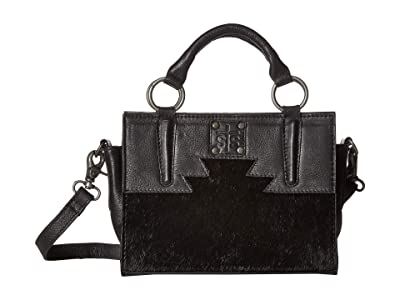 STS Ranchwear Harlow Mini Satchel (Black) Handbags