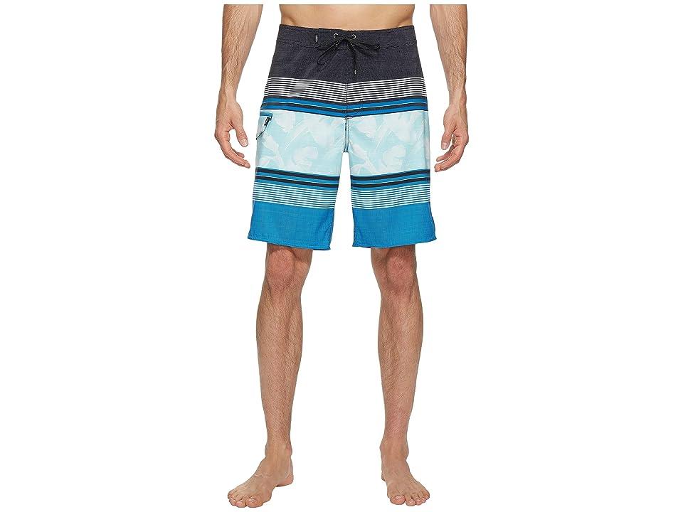 Vans Bonsai Stripe Stretch Boardshorts 20 (Imperial Blue) Men