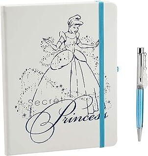 Funko Cinderella Platinum Anniversary: Notebook & Pen: Secret Princess - UT-DI06356