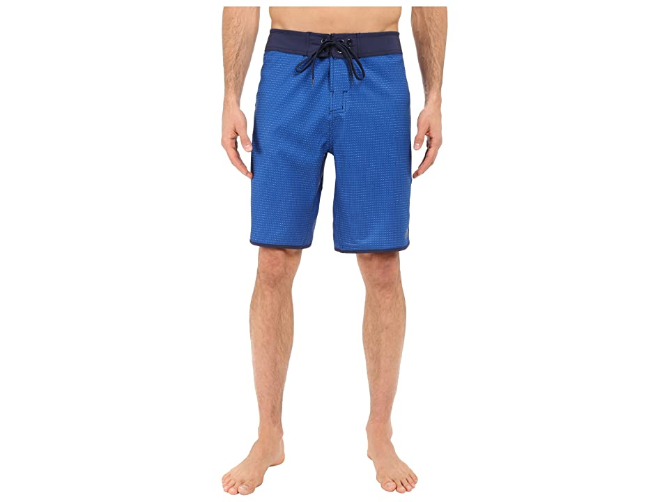 The North Face Whitecap Boardshorts (Limoges Blue Dash Stripe (Prior Season)) Men