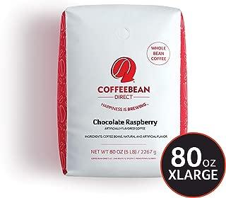 raspberry coffee beans