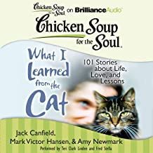 Chicken Soup for the Soul: What I Learned from the Cat: 101 Stories about Life, Love, and Lessons101 Stories about Life, L...
