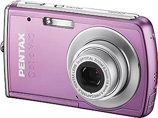 Pentax Optio M40 Digitalkamera (8 Megapixel) violett