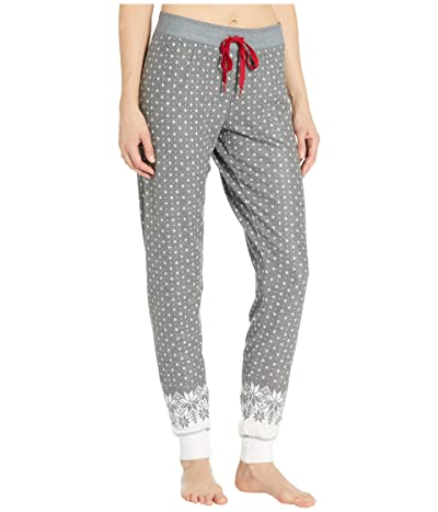 P.J. Salvage Snowed In Jogger (Charcoal) Women