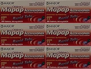 Best acetaminophen 80 mg chewable Reviews