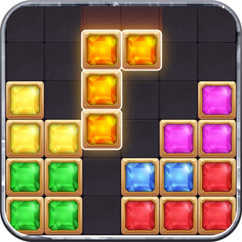 Block Puzzle Classic Jewel - Block Puzzle Game free for kindle fire