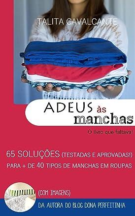 ADEUS ÀS MANCHAS
