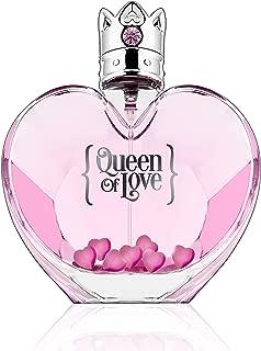 Queen of Love Women's Eau De Parfum, 3.3 fl. oz. / 100 ml