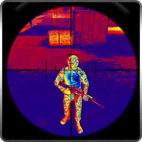 Thermal Sniper Night Assassin