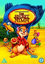 Secret Of Nimh DVD [Reino Unido]