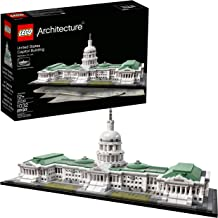 LEGO Architecture 21030 United States Capitol Building Kit (1032 Pieces)