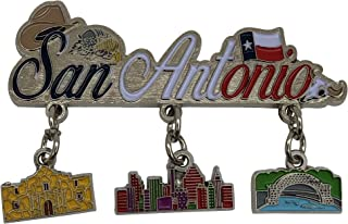 Best American Cities and States of Magnets (San Antonio) Review