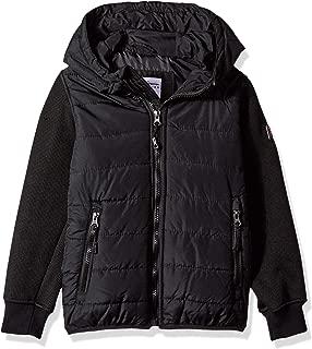 Ben Sherman Boys' Hooded Bubble Jacket