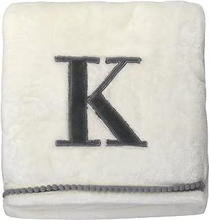 Little Starter K630498 Baby Blanket, White,; 30
