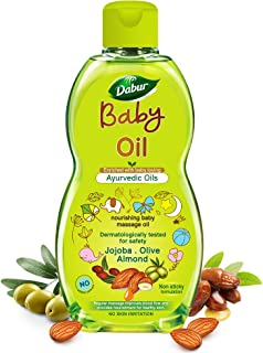 Dabur Baby Hair Oil