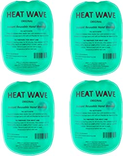 Heat Wave Instant Reusable Hand Warmers