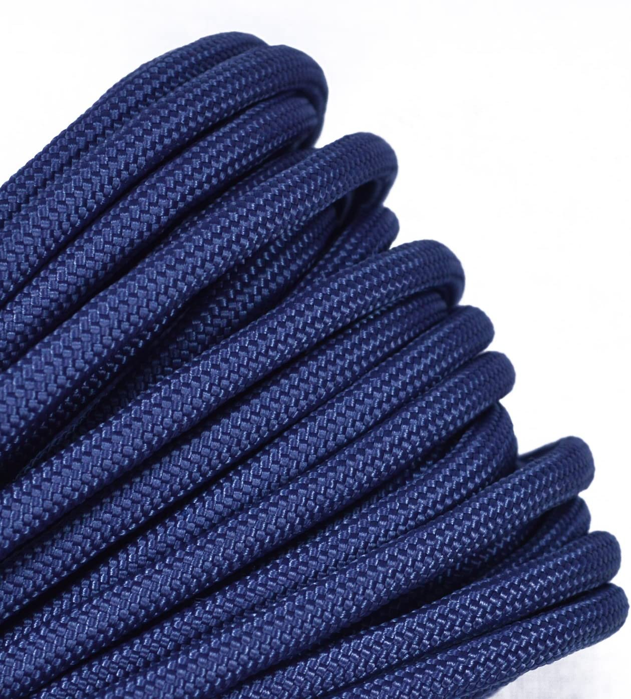 Solid Colors Paracord - Type III Cord unisex Navy 100 Store FS Parachute