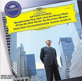 ドヴォルザーク:交響曲第8番、第9番《新世界より》
