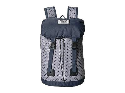 Burton Kids Tinder Backpack (Little Kid/Big Kid) (Wild Dove Polka Dot Print) Backpack Bags