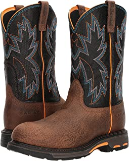 Ariat Workhog Raptor Composite Toe