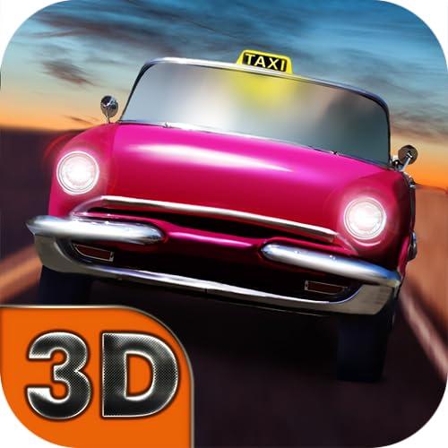 Taxi Driver Sim: Valentine Ride