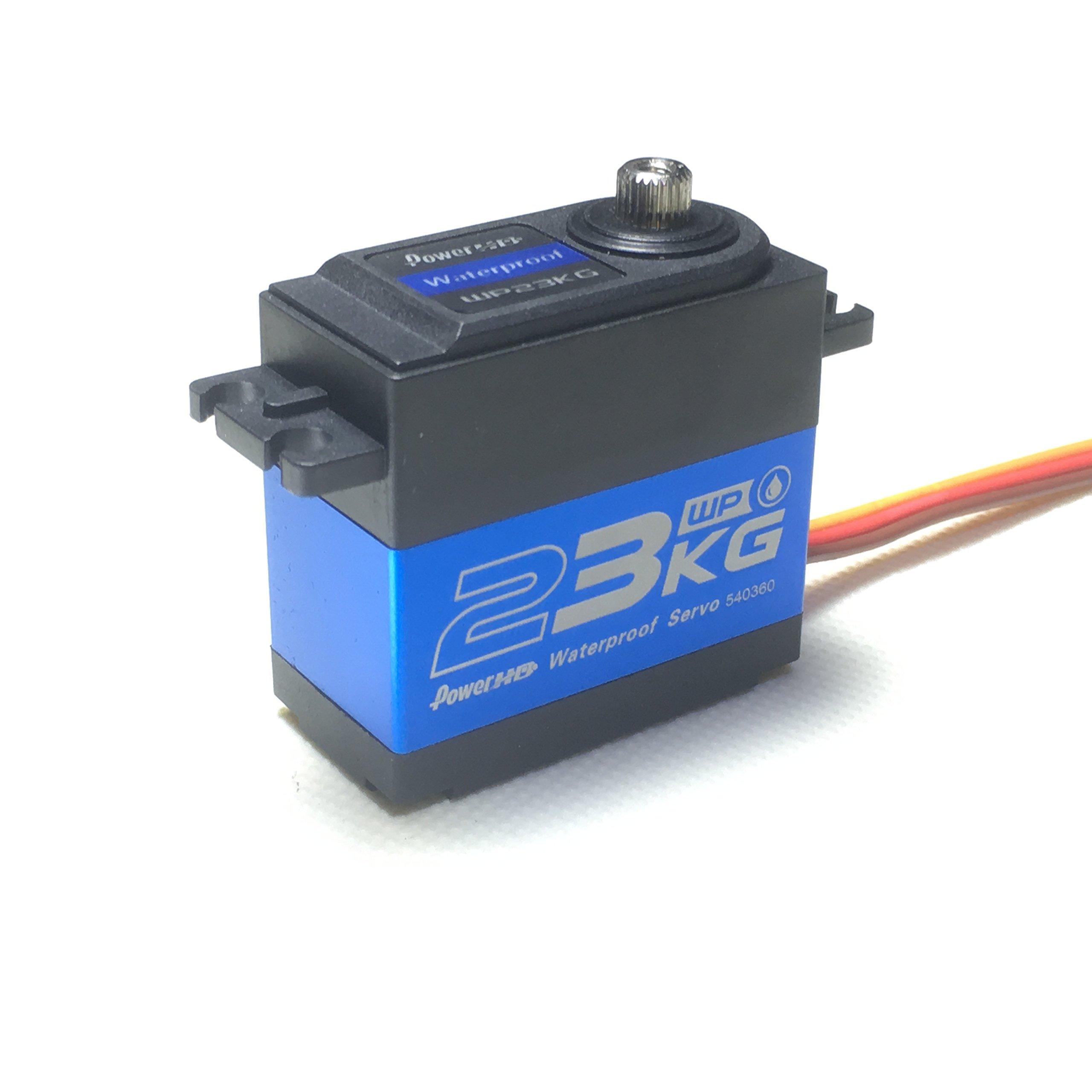Power HD WP 23KG Waterproof Digital