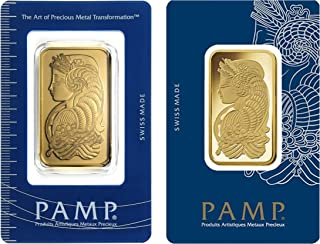 PAMP Suisse 1 Oz Gold Bar