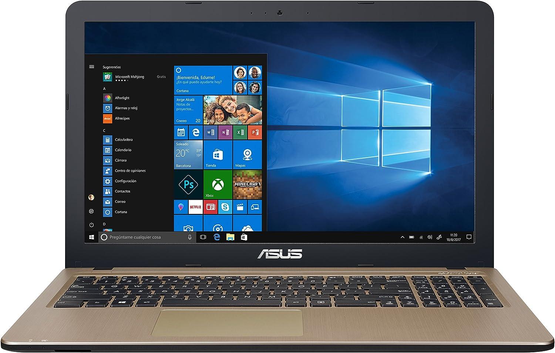 ASUS K540UB-GQ066T - Ordenador portátil HD de 15.6