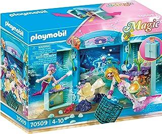 """PLAYMOBIL Magic 70509 """"Mermaid"""" Playbox from 4 Years"""