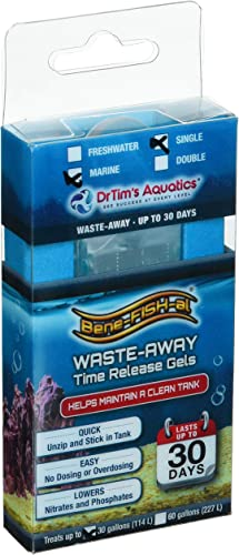 discount DrTim's Aquatics Marine, Medium, 2021 3 Single online Packs sale