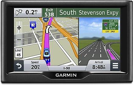 Navegador GPS Garmin Nuvi 57lmt, 5 pulgadas., con mapas Lifetime