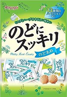 Kasugai Nodoni Sukkiri Herb Candy (Japanese Throat Candy)