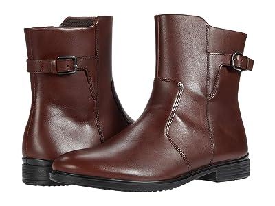 ECCO Touch 15 Hydromax Buckle Boot (Mink) Women