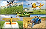 Farming Simulator 2019 | Fliegend Drohne Landwirtschaft Flugzeug Flug Simulator 2019: Virtuell...