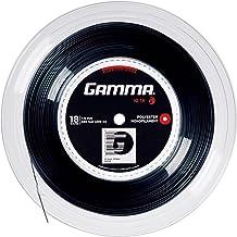 Gamma Sports iO 18g Tennis String Reel, 660', Black
