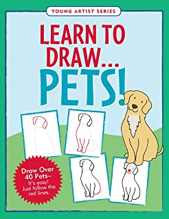 Best learn to draw pets Reviews