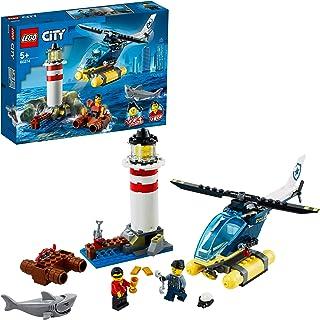 LEGO® City Elite Police Lighthouse Capture 60274 Building Set (189 Pieces)