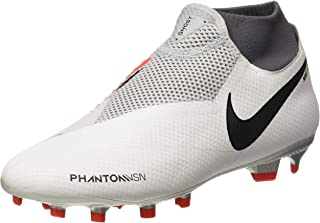 Nike Phantom Vision Pro Men's Firm Ground Soccer Cleats (8.5 D(M) US) Grey
