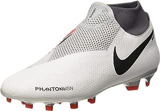 Phantom Vision Pro Men's Firm Ground Soccer Cleats (8.5 D(M) US) Grey