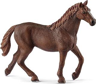 Schleich English Thoroughbred Mare Toy Figure