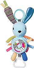 Skip Hop Vibrant Village Pull & Spin Activity Bunny, Multi