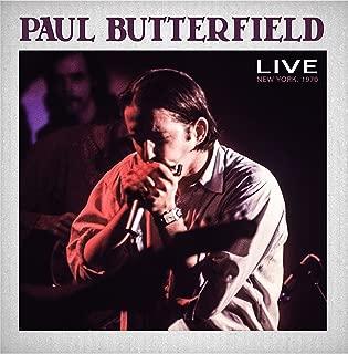 Paul Butterfield Live New York City 1970