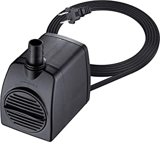 Best electric water fountain pump Reviews