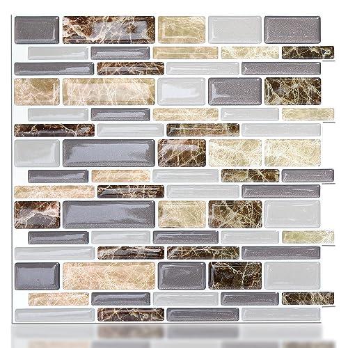 Stick Tiles For Bathroom Amazoncom