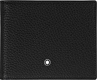 Montblanc 114466?Meisterstück Soft Grain Wallet 9?CC with Viewポケット