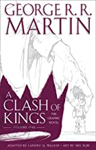 A Clash of Kings: Graphic Novel, Volume One