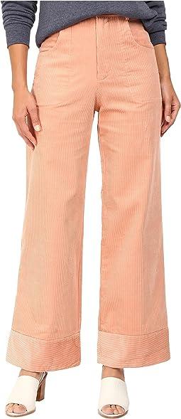 Capri Crop Pants