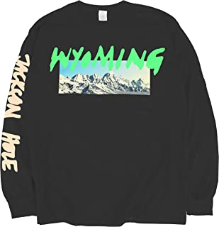 e89d819d4e6 Ye Kanye West Long Sleeve T Shirt Wyoming Listening Party Black