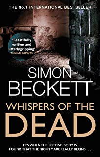 Whispers of the Dead: The heart-stoppingly scary David Hunter thriller (English Edition)