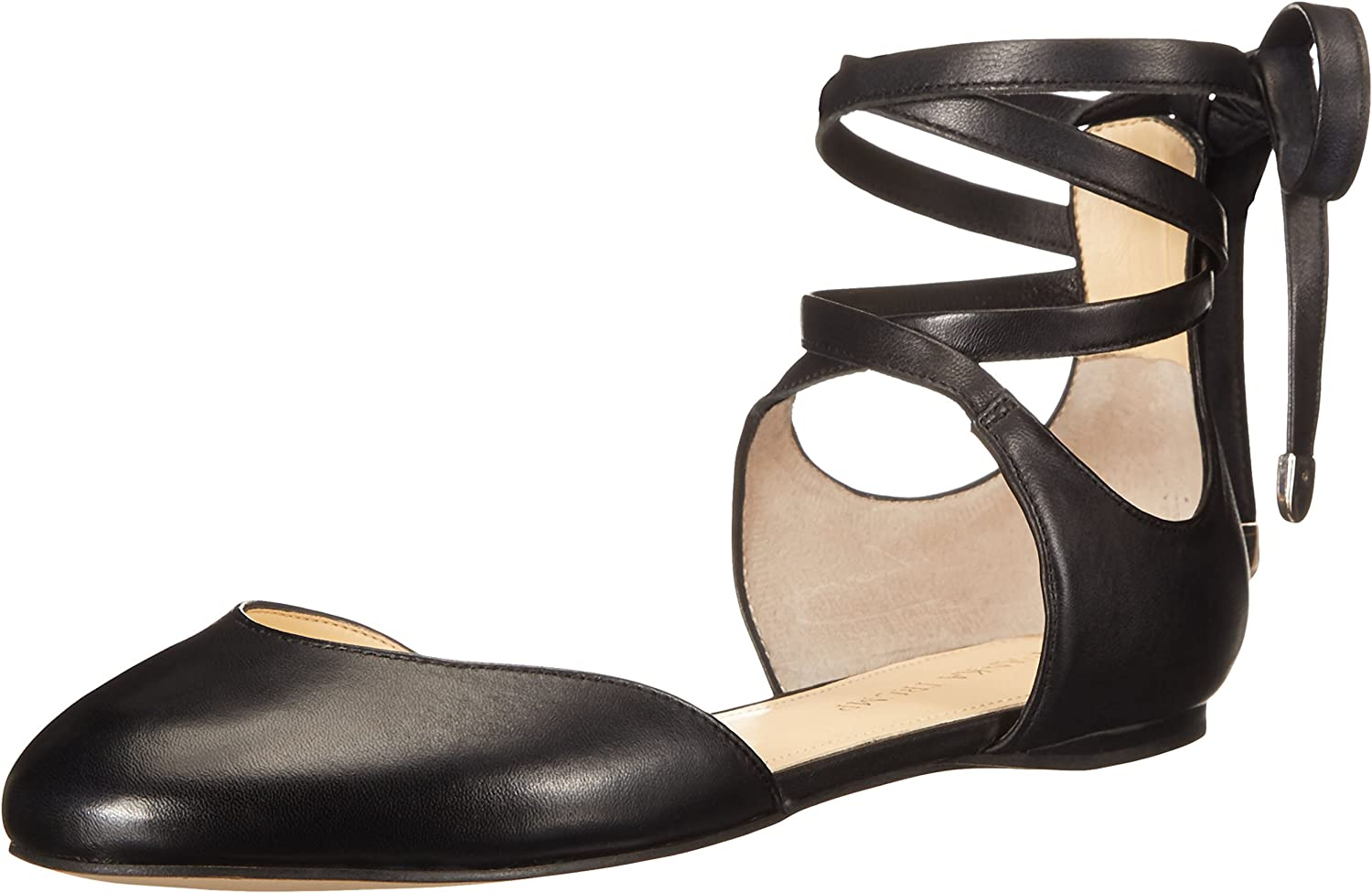 Ivanka Trump Wouomo Elise Leather Ankle-High Leather Seal